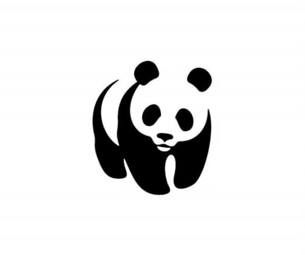 The World Wildlife Fund specifically chose the panda as their mascot so their logo would be bold and impactful in black and white to save on printing costs. And, the iconic black and white logo looks great no matter how it is printed.